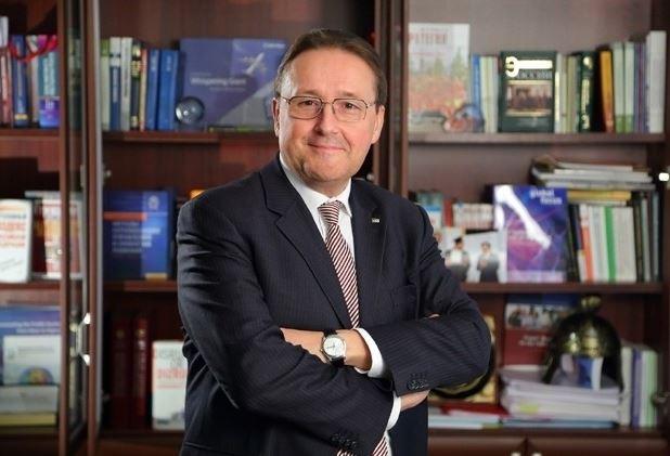 Сергей Мясоедов переизбран в Международный совет директоров AACSB