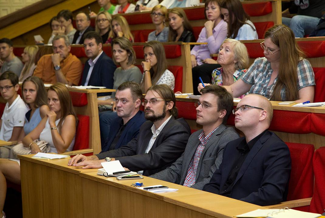 В Лицее РАНХиГС состоялось первое собрание