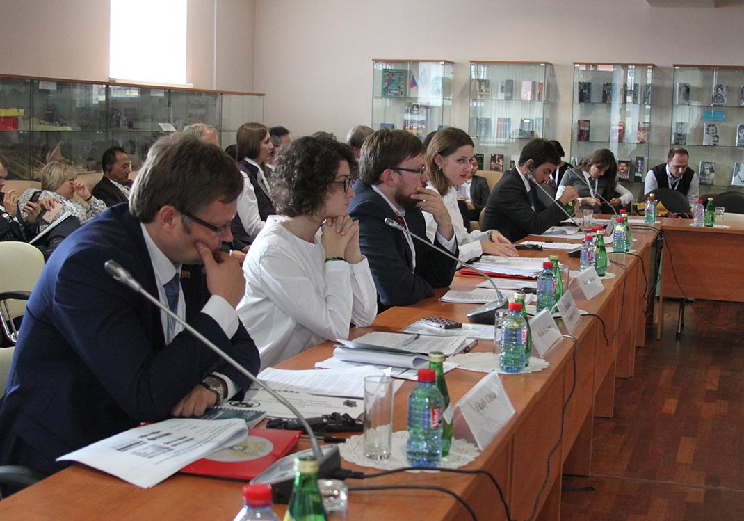 Андрей Тенишев выступил на форуме ФАС «Неделя конкуренции в России»