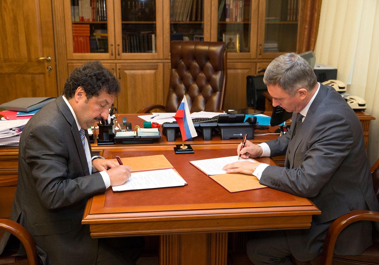 РАНХиГС и Федеральное агентство связи подписали соглашение о сотрудничестве