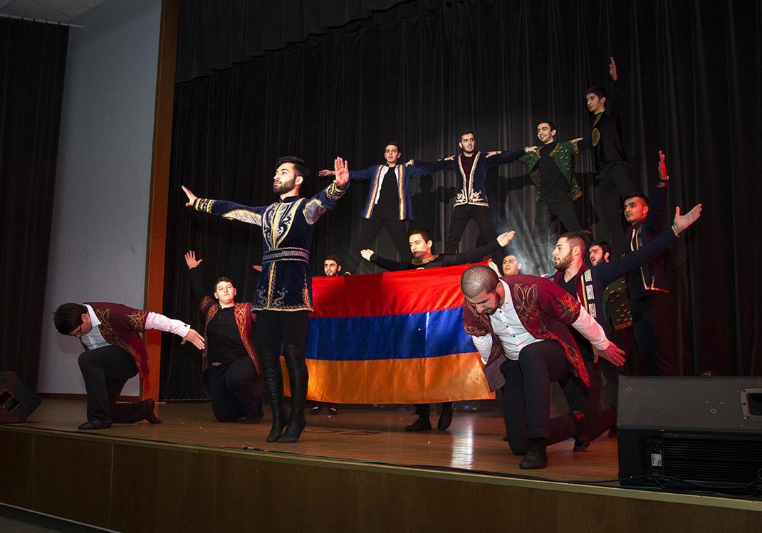 «Калейдоскоп культур» в Президентской академии