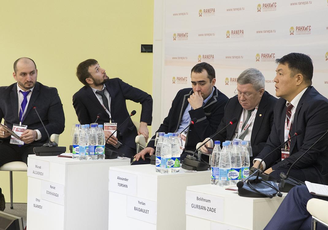 На ГФ состоялась дискуссия «Исламские финансы: опыт и перспективы»