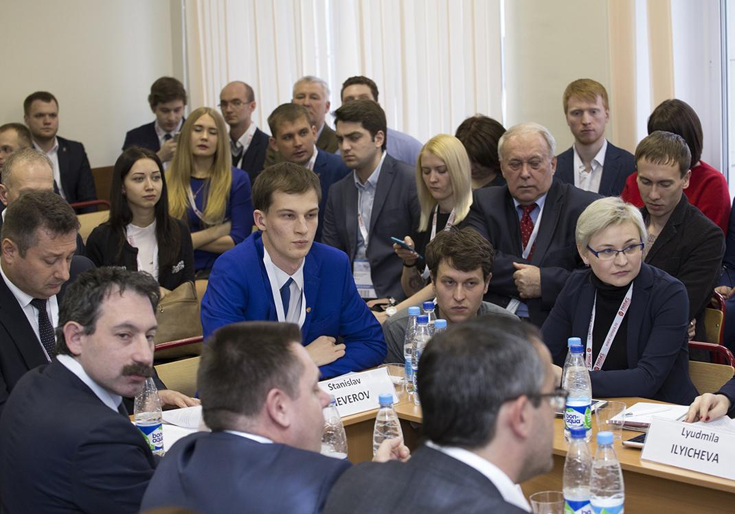 Эксперты Гайдаровского форума обсудили взгляд молодежи на стратегию будущего России