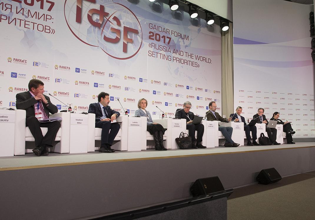 Эксперты Гайдаровского форума пересмотрели парадигму высшего образования