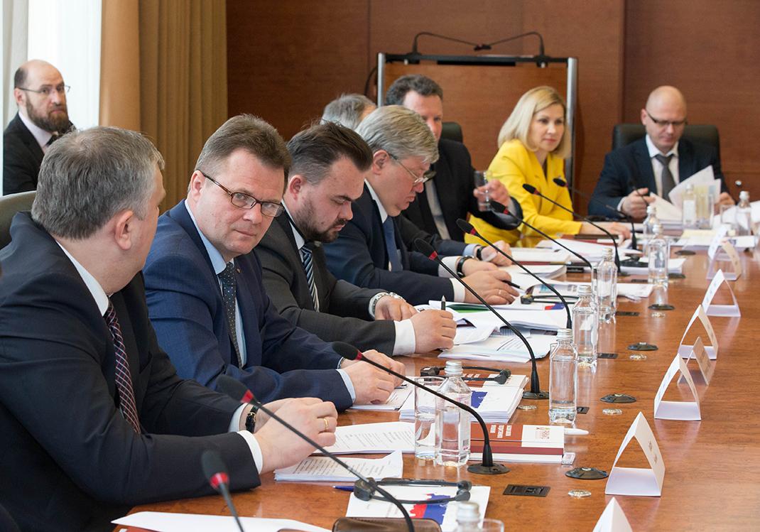 Российско-китайская конференция по государственной кадровой политике