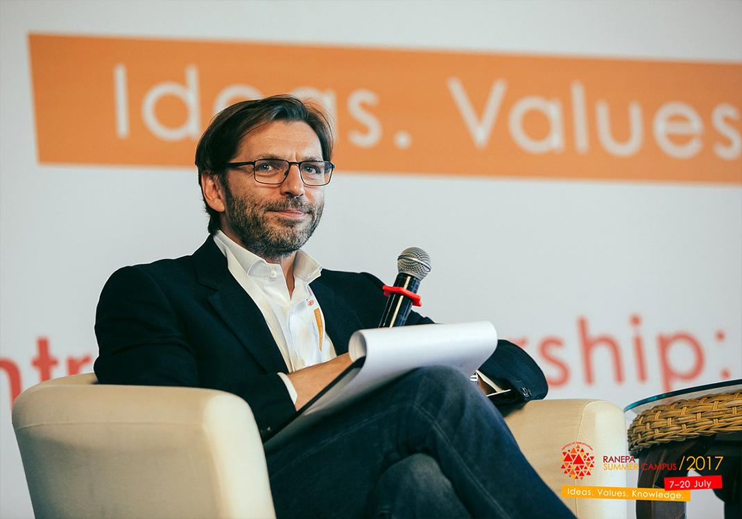 Николай Усков: Мы всегда должны быть с читателем