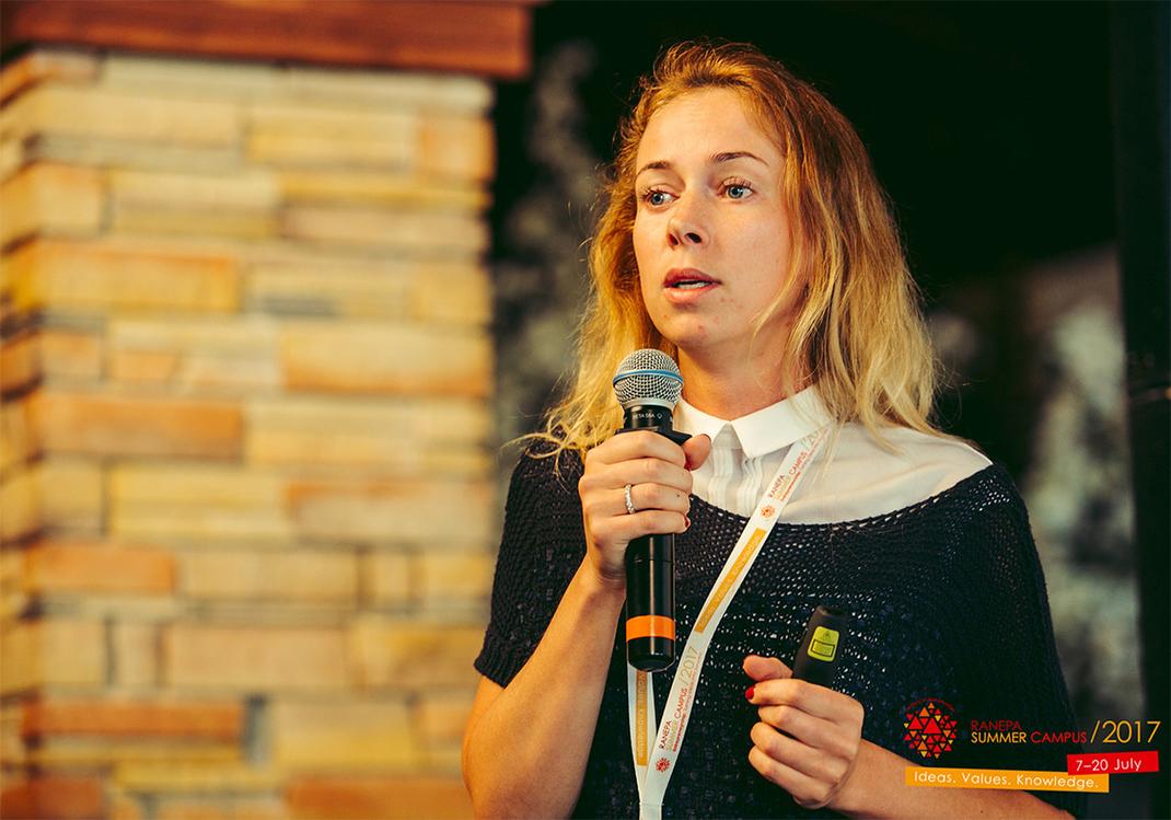 Летний кампус: Марина Друженец о секретах поиска инвесторов