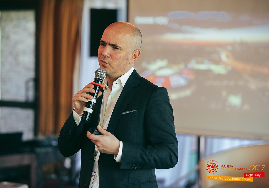 Микаэль Винэ рассказал о будущем FIFA 2018 в России