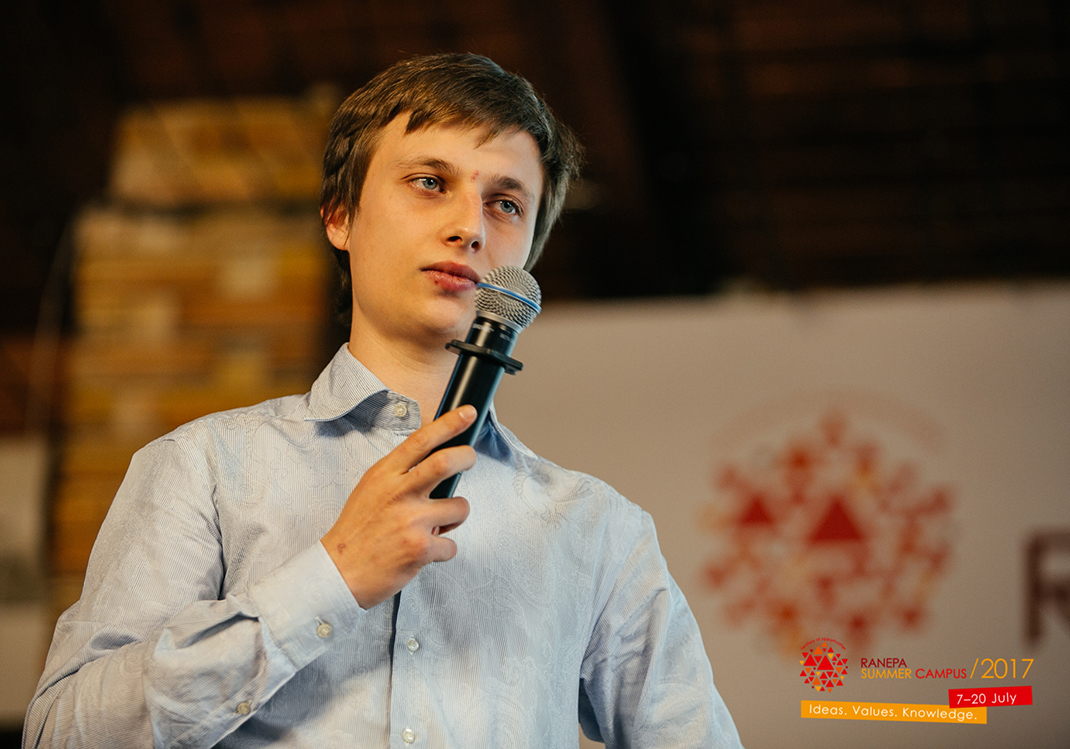 Александр Гусев о природе креатива