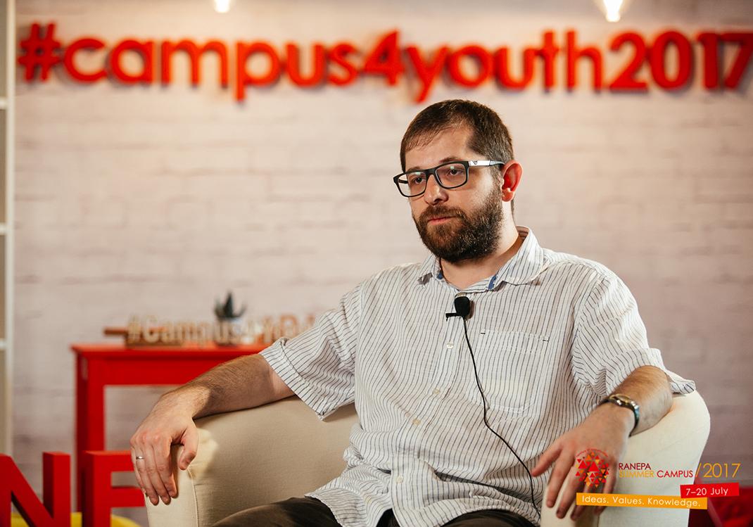 Илья Городецкий: «Наша жизнь – игра с неполной информацией»