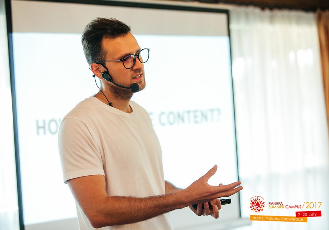 Роман Скороход о продвижении стартапа без бюджета