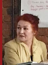 Cоциолог, директор независимого научно-исследовательского центра «Шарк» (Душанбе) Саодат Олимова