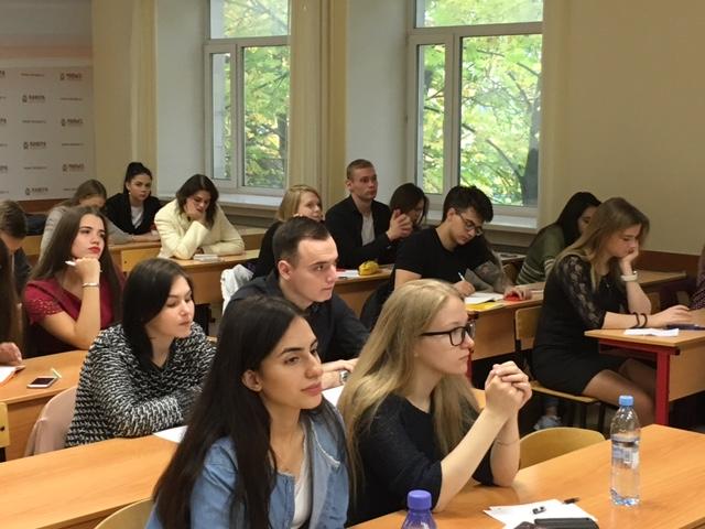 Стартовал проект по подготовке руководителей волонтерских групп Гайдаровского форума