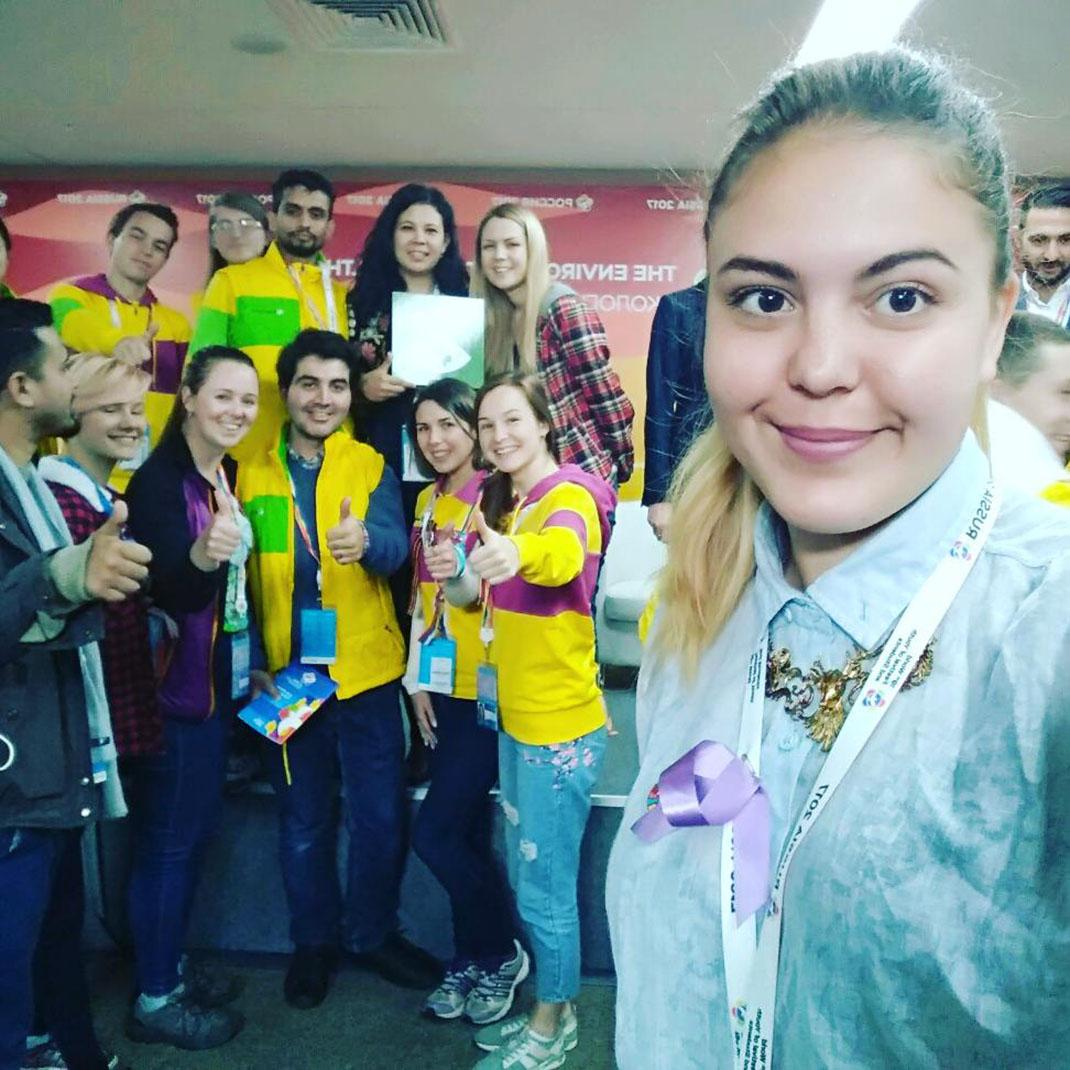 Эксперт Академии Татьяна Ланьшина выступила на Всемирном фестивале молодежи и студентов в Сочи