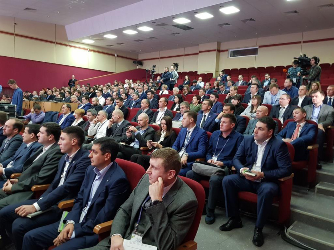 Владимир Мау открыл полуфинал конкурса «Лидеры России» в Пятигорске