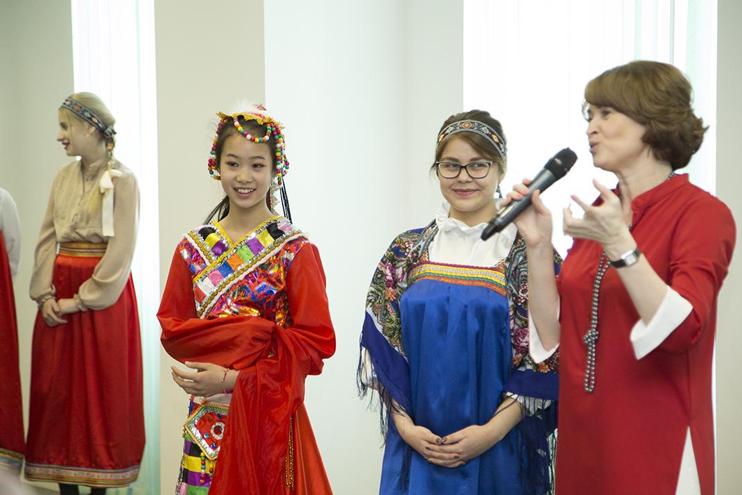 Российско-китайское образовательное мероприятие состоялось в Лицее РАНХиГС