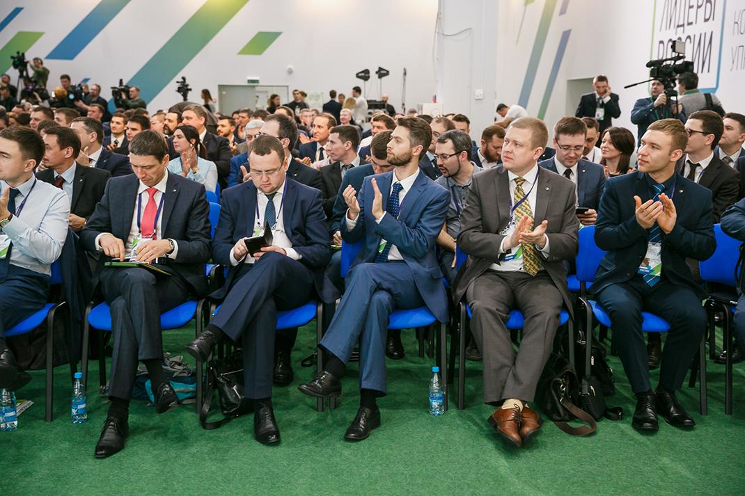 Владимир Мау – наставник Всероссийского конкурса «Лидеры России»