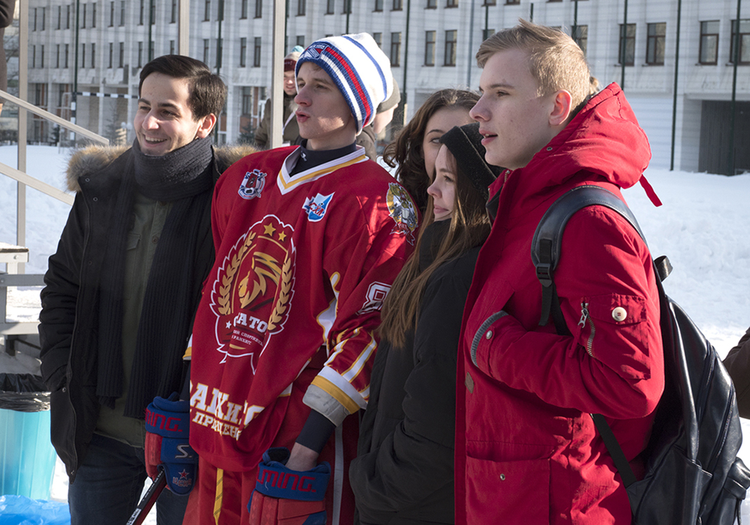 Состоялся фестиваль зимних видов спорта Senator Ice Fest