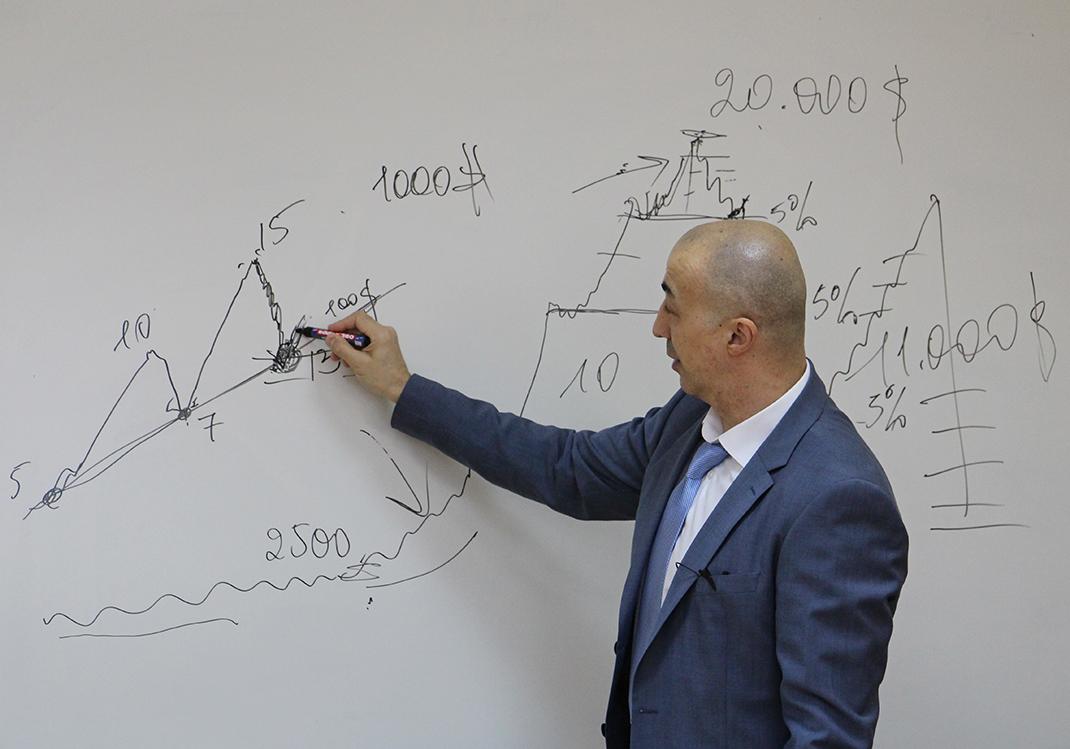 В РАНХиГС прошел мастер-класс о криптотрейдинге