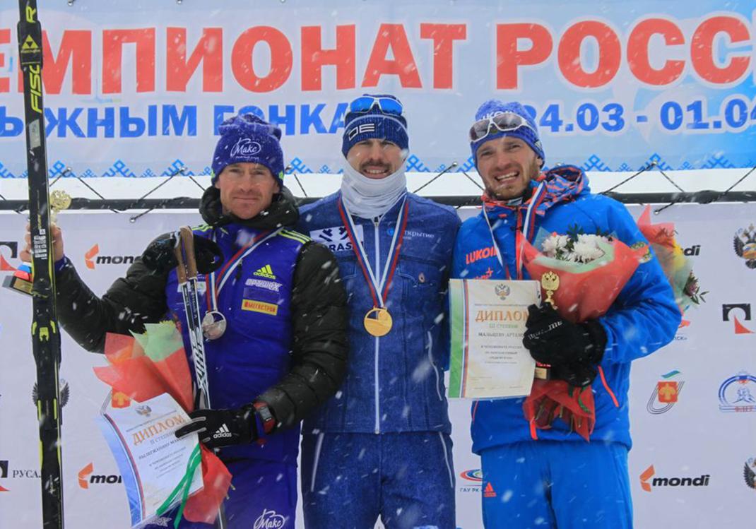 Выпускник Дзержинского филиала РАНХиГС – призер чемпионата России по лыжным гонкам