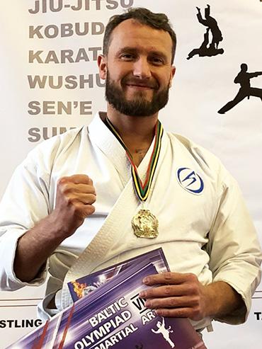 Тренеры РАНХиГС завоевали золото и бронзу на Кубке Европы по каратэ