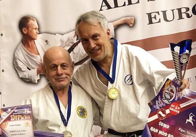 Тренеры РАНХиГС завоевали золото, серебро и бронзу на Кубке Европы по каратэ