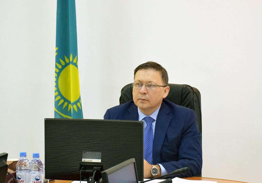 Выпускник Академии – вице-министр информации и коммуникаций Казахстана