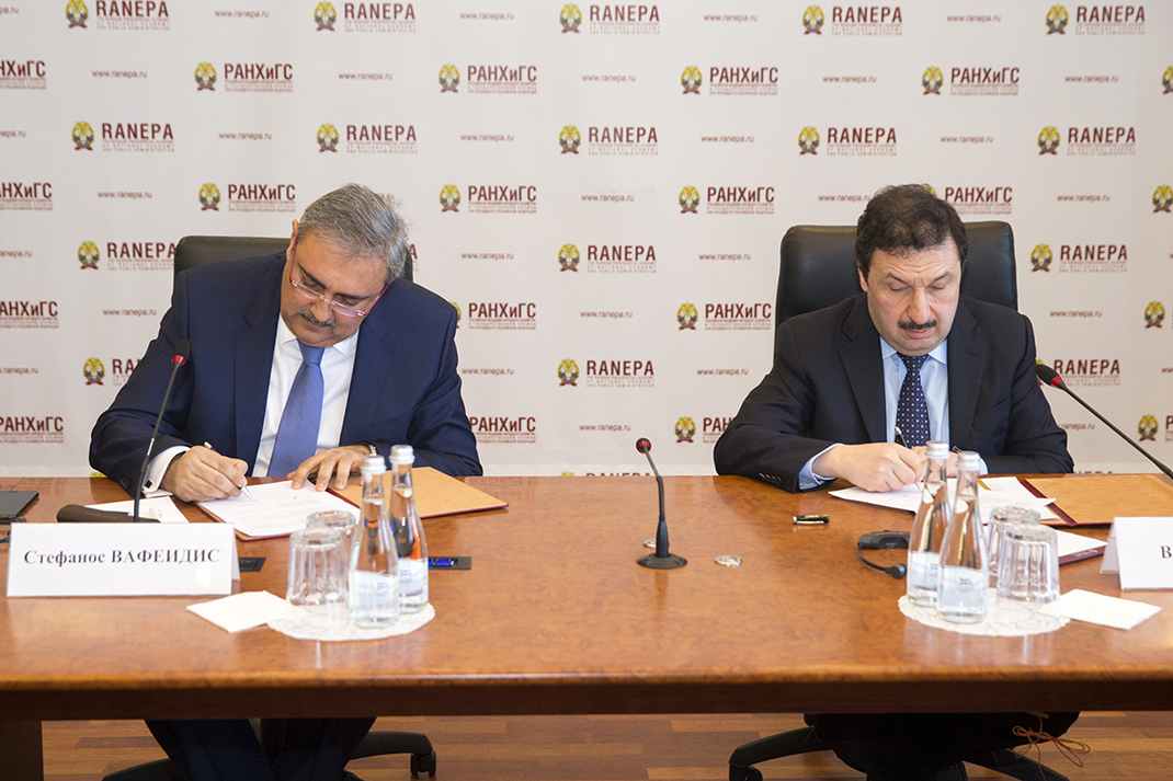 Академия и Coca-Cola HBC Россия подписали соглашение о сотрудничестве
