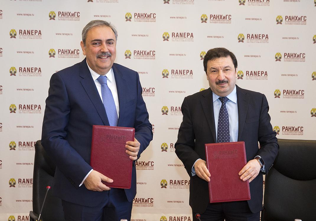 Академия и система Coca-Cola в России подписали соглашение о сотрудничестве
