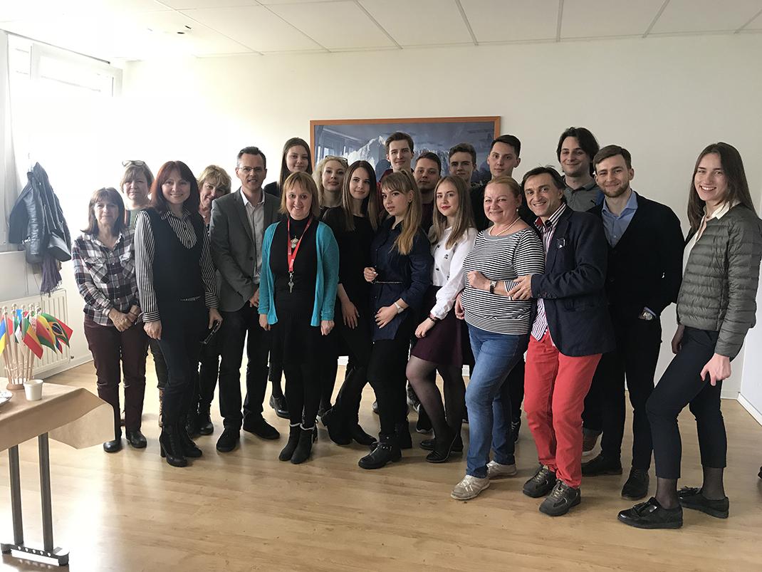 Студенты Академии стажировались в Университете Гренобль-Альпы