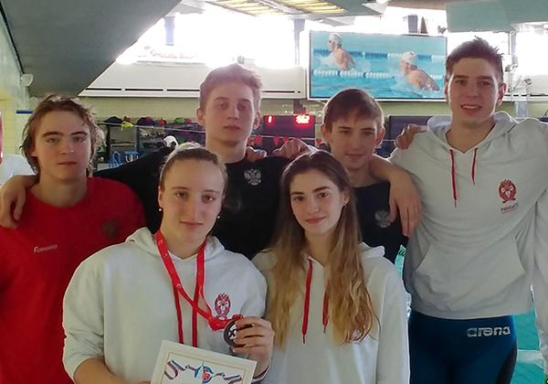 Студенты Академии – медалисты XXX Московских студенческих спортивных игр