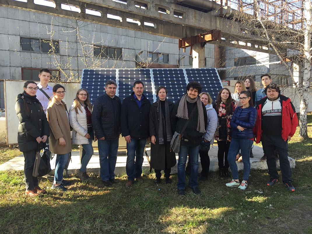 Академия приняла участие в молодежном фестивале ВузЭкоФест