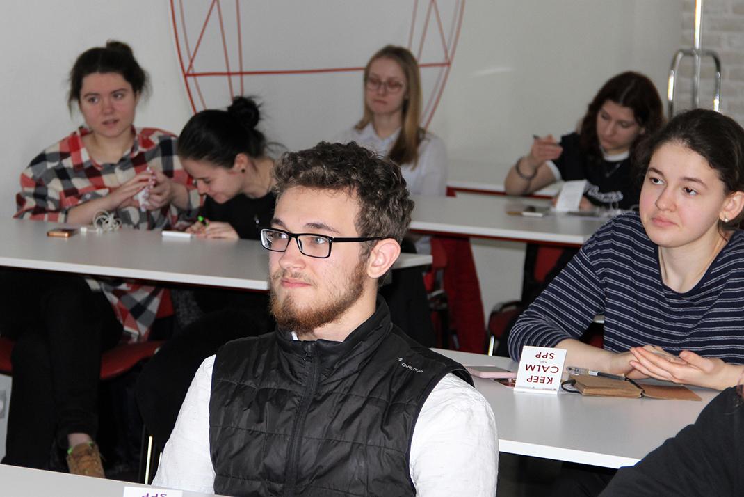 В Академии состоялся второй Global Challenges Forum