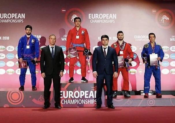 Студент РАНХиГС – чемпион Европы по грэпплингу