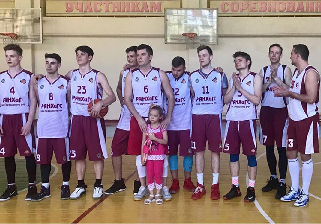 Баскетболисты РАНХиГС – победители международного турнира