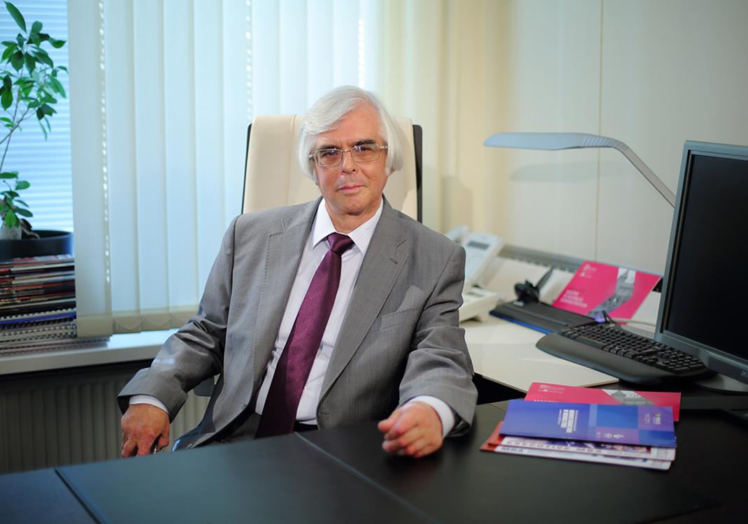 Михаил Зайцев подвел итоги 20-летия совместной программы Executive MBA