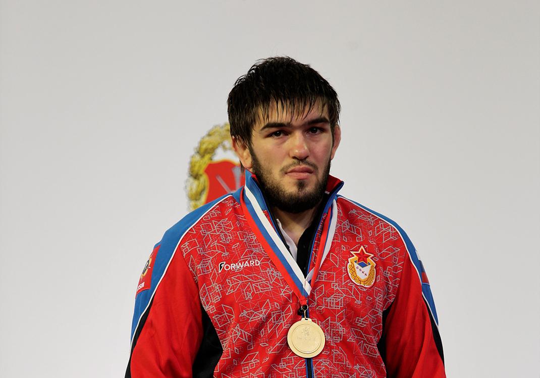 Студент РАНХиГС – чемпион мира среди военнослужащих по греко-римской борьбе