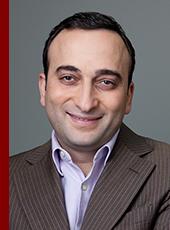 Гор Нахапетян, предприниматель и филантроп, советник ректора и почетный член Ассоциации содействия развитию МШУ «Сколково»