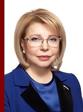 Елена Панина, депутат Государственной Думы