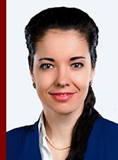 Мария Воропаева, председатель Молодежного парламента при Государственной Думе ФС РФ