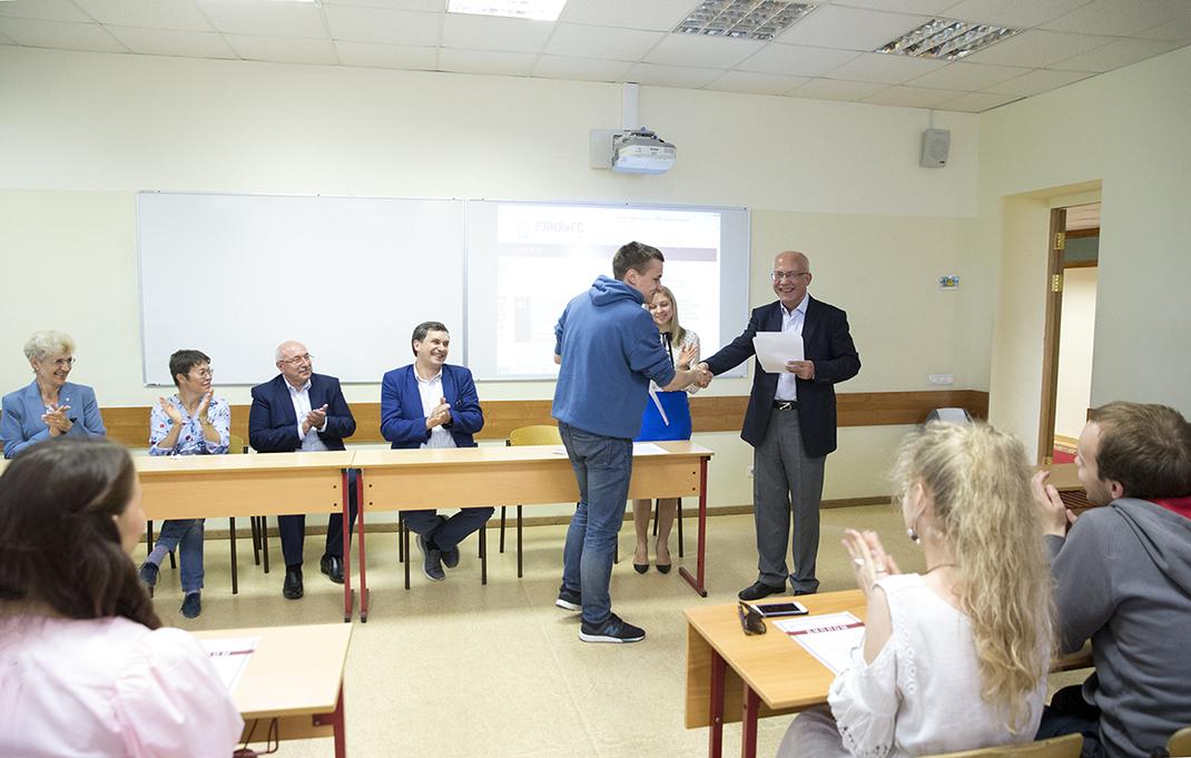 Подведены итоги конкурса научных работ «Молодой исследователь»