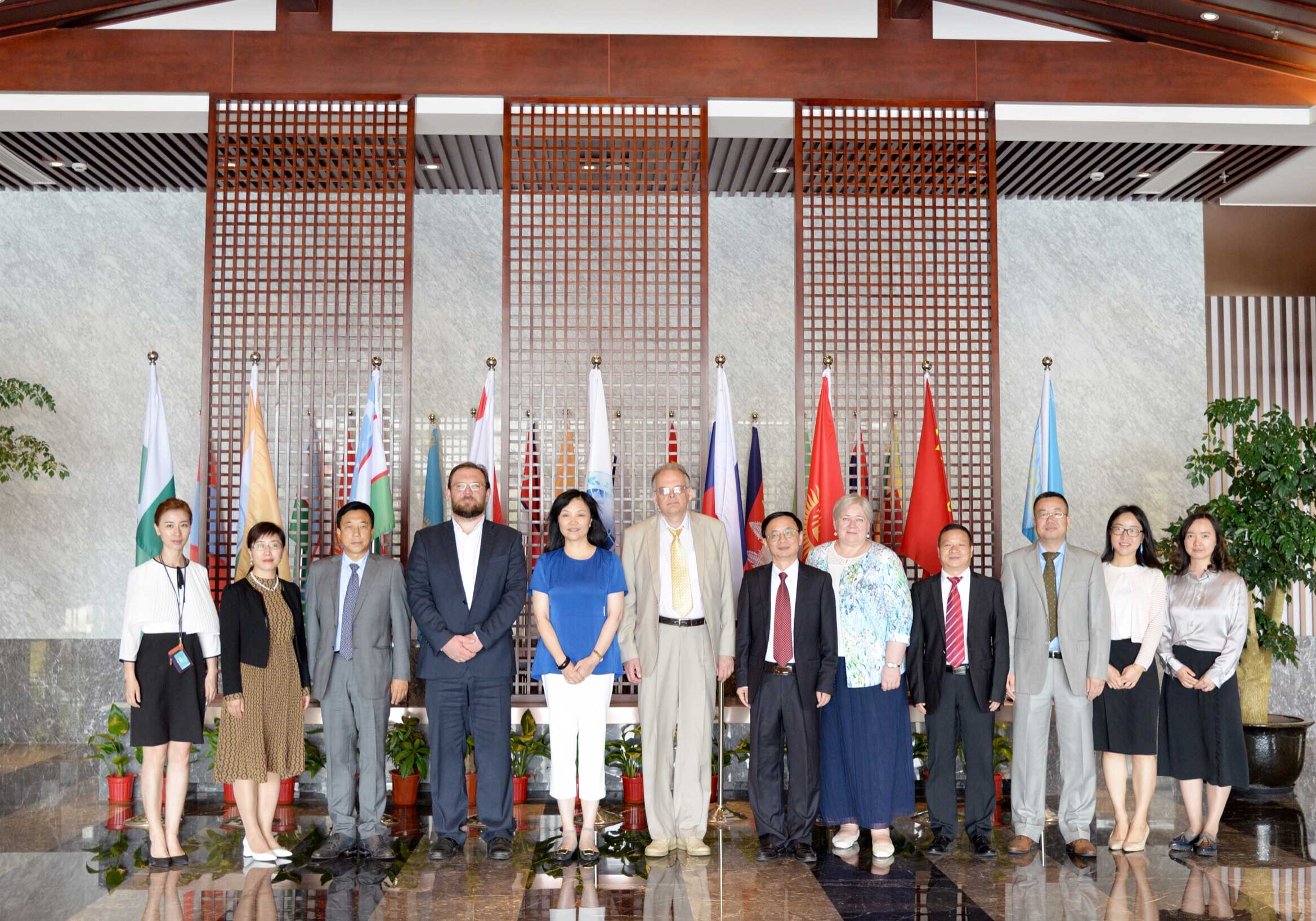 Делегация РАНХиГС посетила ряд китайских университетов – в ходе встречи был достигнут ряд договоренностей о направлениях партнерства, среди которых проблематика ШОС, совместные программы, исследования и научные связи.