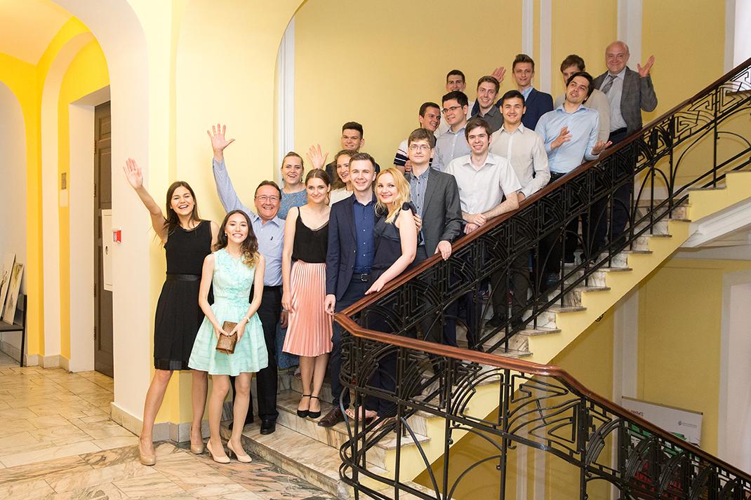 Первые выпускники программы «ФинТех» получили дипломы