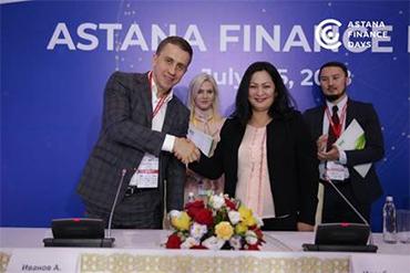 Выпускник РАНХиГС возглавил компанию Waves Vostok Limited в Казахстане