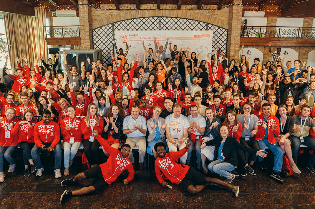 Более 200 человек из 35 стран стали выпускниками летнего кампуса в Иннополисе