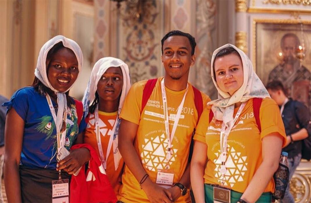 Участники о Летнем кампусе Президентской академии