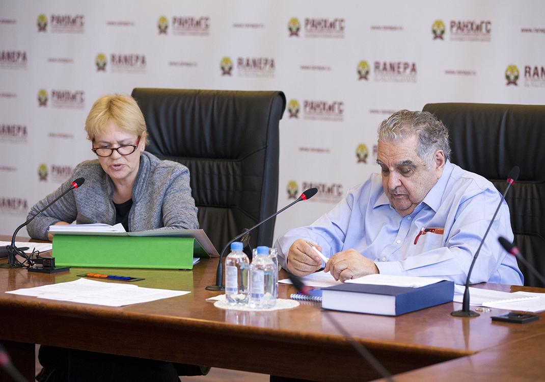 Алексей Кудрин защитил докторскую диссертацию в РАНХиГС