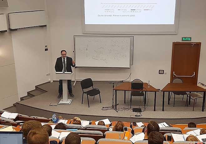 РАНХиГС и Пизанский университет: сотрудничество продолжается