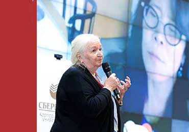 В сентябре на мероприятиях РАНХиГС выступили известные специалисты в области мозга Венди Сузуки и Татьяна Черниговская, генеральный директор компании Disney в России Марина Жигалова-Озкан, а также профессор Государственного университета Пизы Гуидо Карпи
