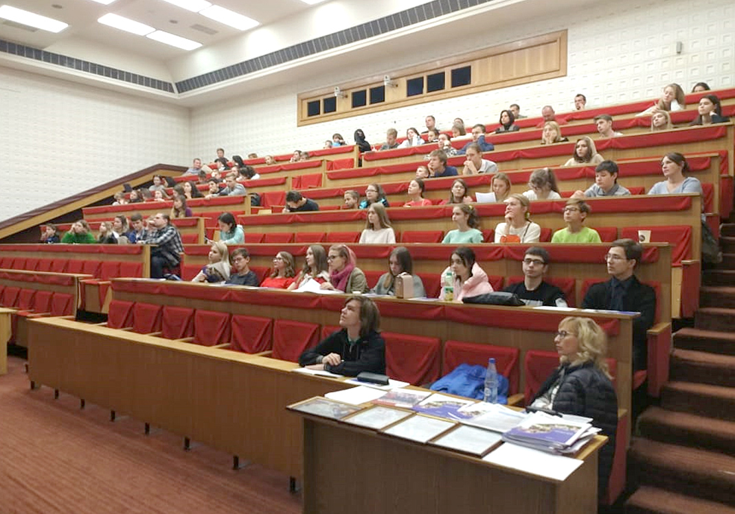 Университетские субботы: Академия приняла будущих логистов